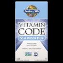 Vitamine Code 50 en Wijzere Mannen - 120 capsules