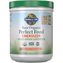 Raw Organic Perfect Food Energizer - Yerba Mate Pomegranate - 276g