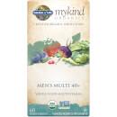 Мультивитаминный комплекс для мужчин 40+ mykind Organics Men's 40+ Multi — 60 таблеток