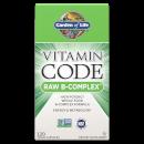 Vitamin Code B-Complex - 120 Capsules