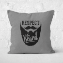 Respect The Beard Cushion