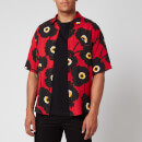 AMI Men's Short Sleeve Shirt - Multi
