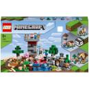 LEGO Minecraft: The Crafting Box 3.0 Fortress Farm Set (21161)