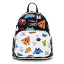 Loungefly Disney Sensational 6 Aop Outfits Mini Backpack