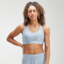 MP Women's Velocity Sports Bra- Light Blue - XXS