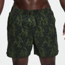 MP Men's Adapt Camo Shorts- Green Camo - XXS