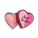 I Heart Revolution Heartbreakers Matte Blusher - Independent