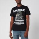 Barbour International Men's Heritage T-Shirt - Black