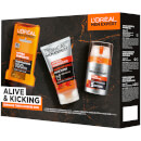L'Oréal Paris Men Expert Alive and Kicking 3 Piece Gift Set for Him