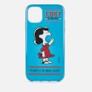 Marc Jacobs Women's Peanuts Americana iPhone 11 Case - Blue Multi