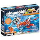 Playmobil Top Agents Spy Team Underwater Rig (70004)