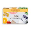Gutscheinkarte 100€