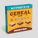 Myprotein Cereal Bar Selection Box - 100g