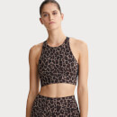 Varley Women's Sherman Bra - Tort Leopard