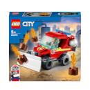 LEGO City: Fire Hazard Truck Toy (60279)