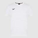 Team Junior Crew Neck T-Shirt White