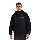 Men's Deluge Light Waterproof Jacket - Black