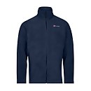 Men's Prism Polartec Interactive Fleece Jacket - Blue