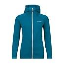 Women's Redonda Hooded Jacket - Turquoise