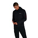 Men's Pravitale Mountain 2.0 Hooded Fleece Jacket - Dark Grey/ Black