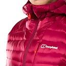 Women's Extrem Micro Down Jacket 2.0 - Dark Pink