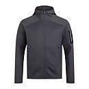 Men's Sidley Hooded Fleece Jacket - Grey