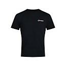 Men's Organic F&B Logo T-Shirt - Black