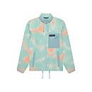 Unisex Ascent 91 Fleece - Pink / Blue