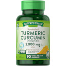Standardised Turmeric Curcumin + BioPerine® Black Pepper Extract