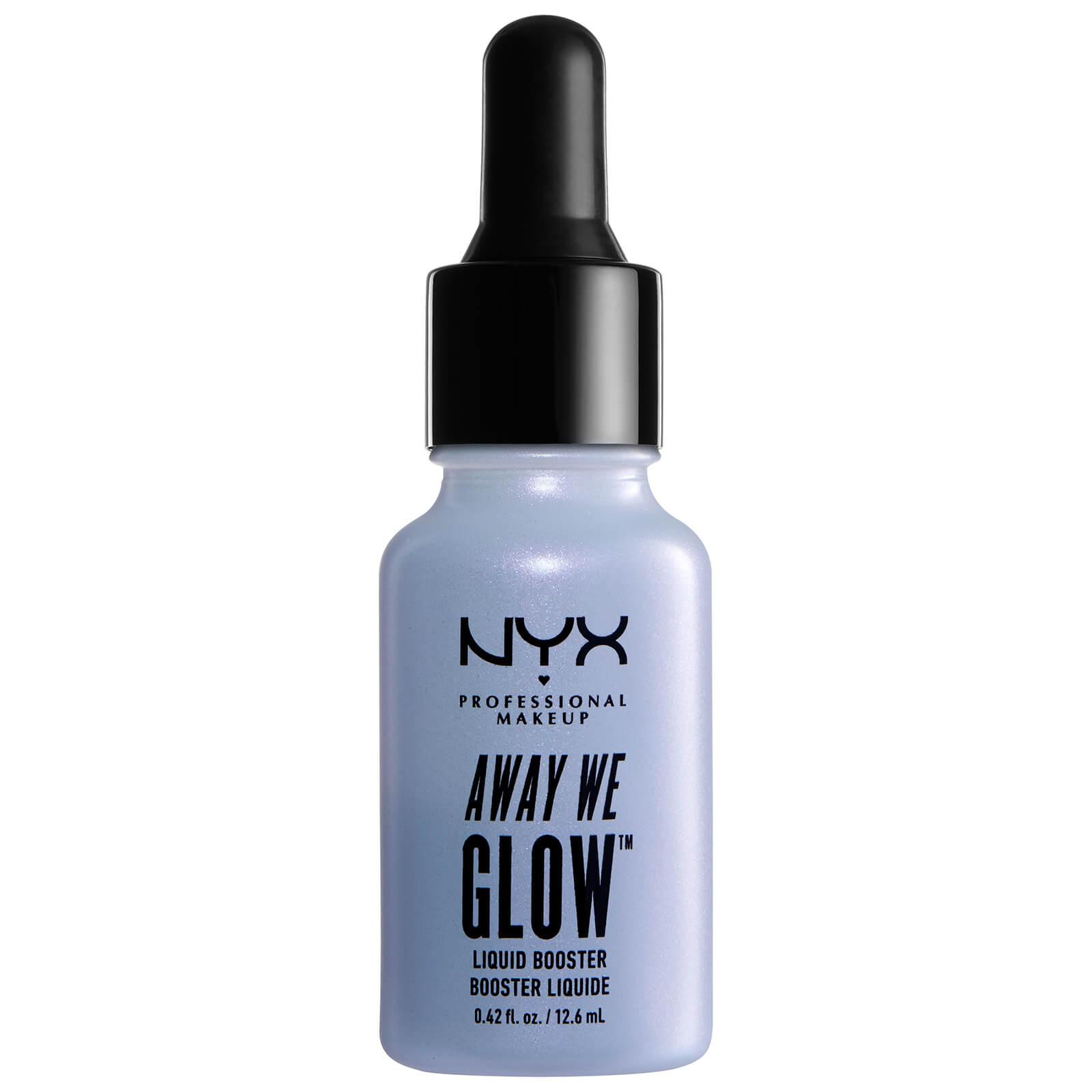 Nyx Professional Makeup Away We Glow Liquid Booster Various Shades Lookfantastic