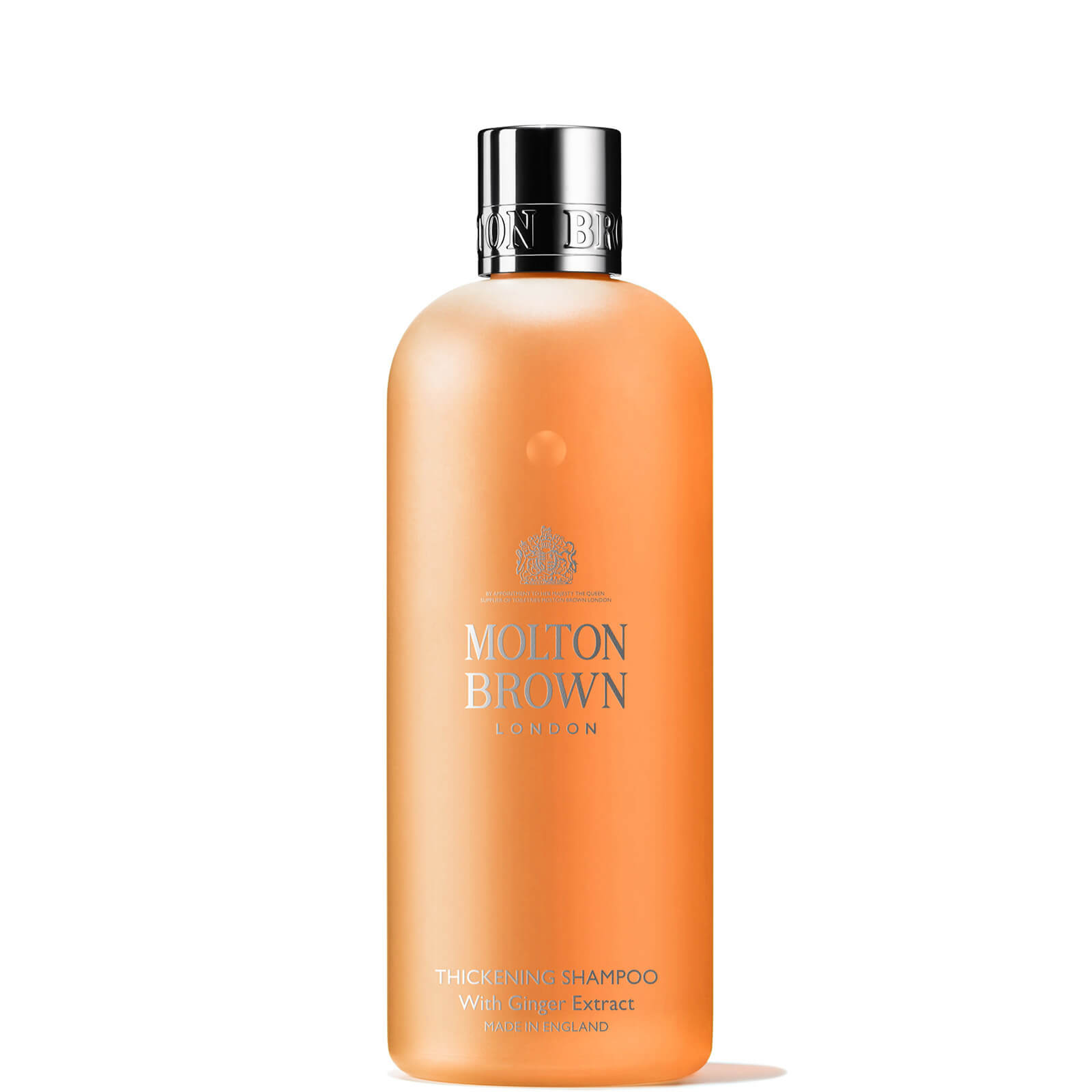 Molton Brown Thickening Shampoo With Ginger Extract Lookfantastic