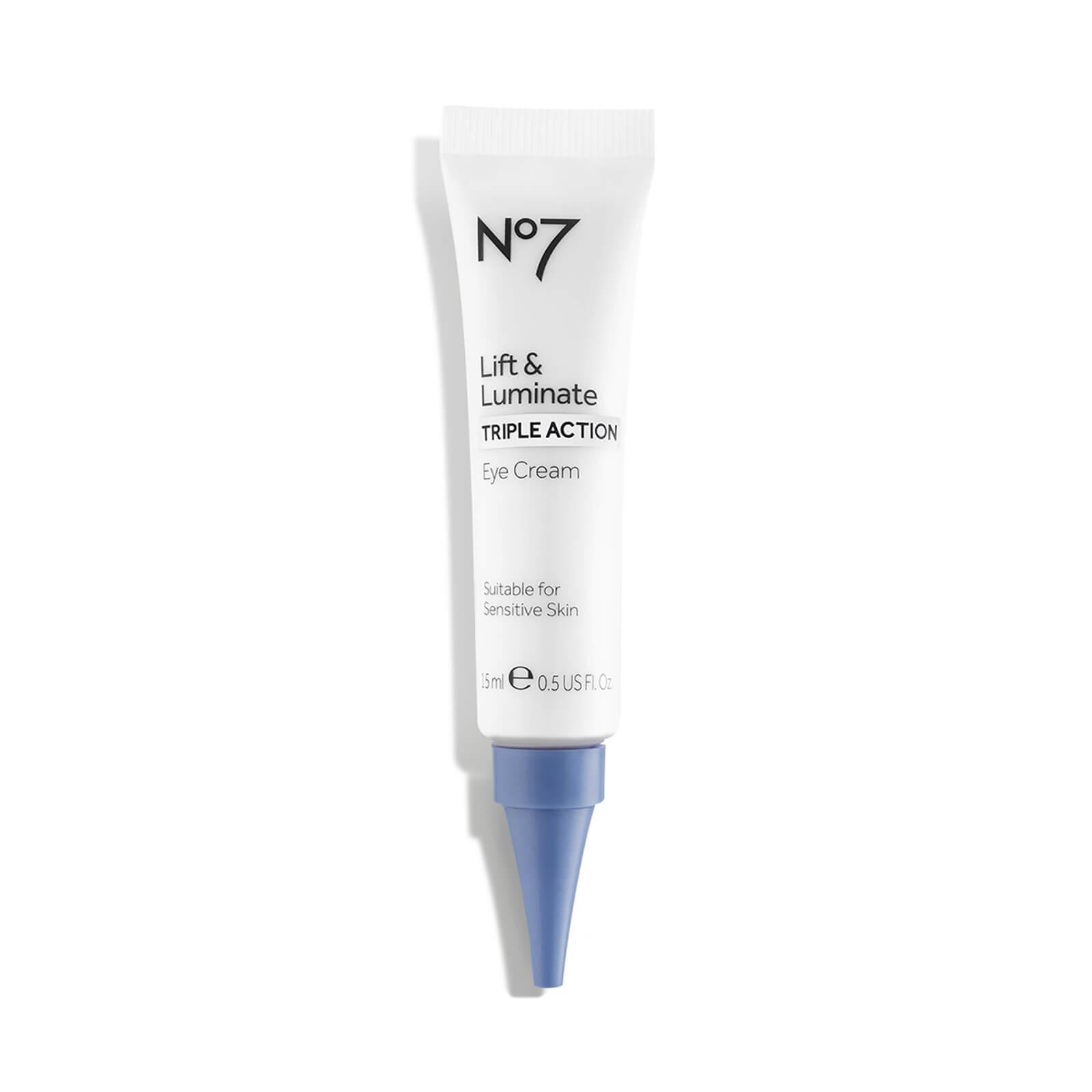 No7 Lift Luminate Triple Action Eye Cream No7 Us
