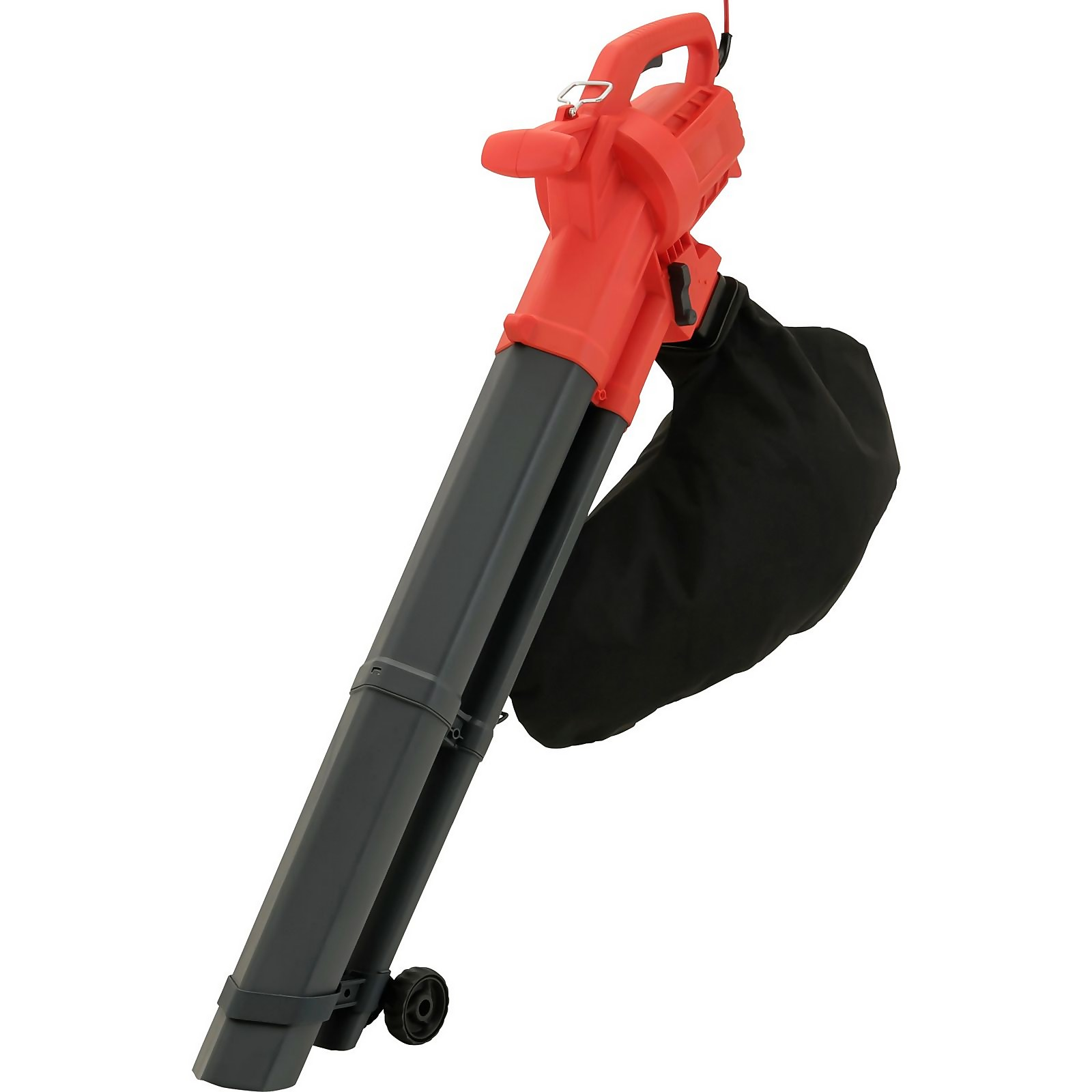 Sovereign 2600W Electric Garden Leaf Blower and Vacuum £21.03 @ Homebase