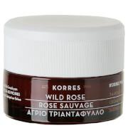 KORRES Natural Wild Rose Brightening Day Cream for Normal/Dry Skin 40ml