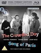Adelphi Verzameling Volume 3: Crowded Day /Song of Paris Dual Format Editie [Blu-ray+DVD]