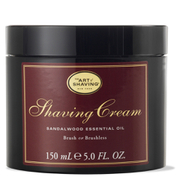 The Art Of Shaving Shaving Cream - Sandalwood (150g)