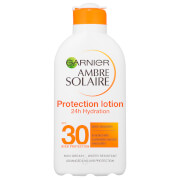 Garnier Ambre Solaire Ultra-Hydrating Sun Cream -aurinkovoide, SPF30 200ml