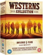 Western Verzameling Box Set (Pale Rider / The Searchers / Outlaw Josey Wales / The Wild Bunch / Pat Garrett and Billy The Kid)