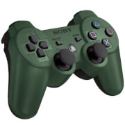 PS3 Dual Shock Controller Green