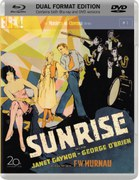 Sunrise [Masters of Cinema] Dual Format Edition (Blu-ray en DVD)