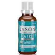 JASON Purifying Organic Tea Tree Oil (30 ml)