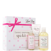 Kit Spa Mamã Luxury da Love Boo (3 produtos)