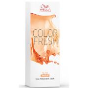 Wella Color Fresh Light Natural Brunette Brown 5/07 75ml