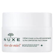NUXE Reve De Miel - Ultra Comfortable Face Cream For Dry and Sensitive Skin (50ml)
