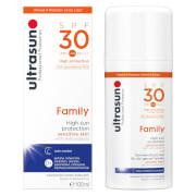 Ultrasun LSF 30 Family Sun Lotion (100 ml)