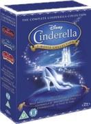 Cinderella 1, 2 en 3