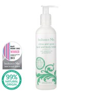 Balance Me Citrus And Spice Hand And Body Lotion (260ml)