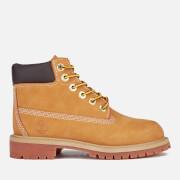 Timberland Kids' 6 Inch Premium Waterproof Boots - Wheat