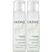 Caudalie Duo Foaming Cleanser (2 x 150 ml) (Wert £ 40)