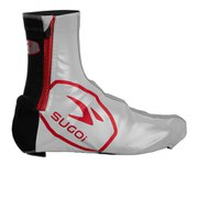 Sugoi Zap Overshoes - Silver
